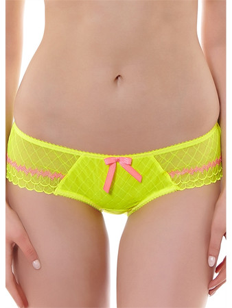 Freya Pulse Neon Yellow Brief