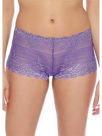 Wacoal Embrace Lace Purple Short