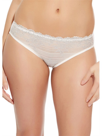 Wacoal Embrace Lace Silver Brief