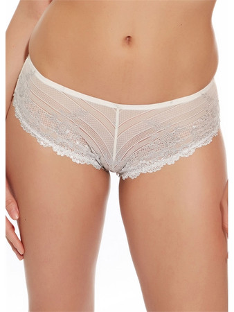 Wacoal Embrace Lace Silver Thong