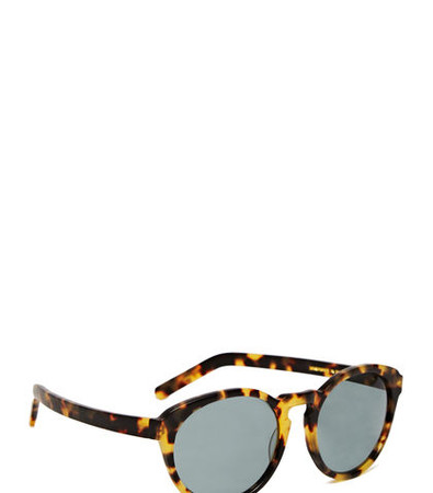 LARKE Hadley Matte Safari Sunglasses
