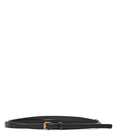 Lanvin Thin Leather Belt