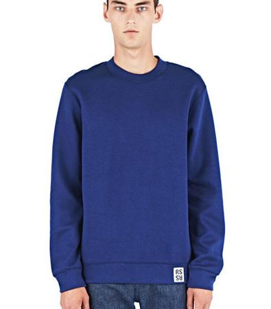 Raf Simons Cashmere Blend Raglan Sweater