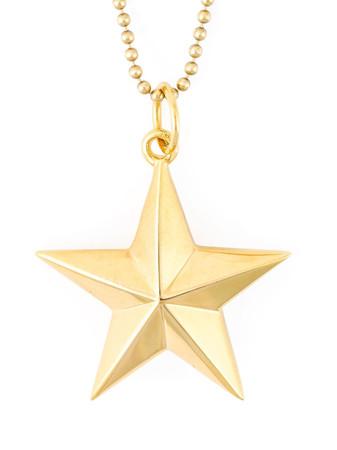 TRUE ROCKS - Large Star Necklace
