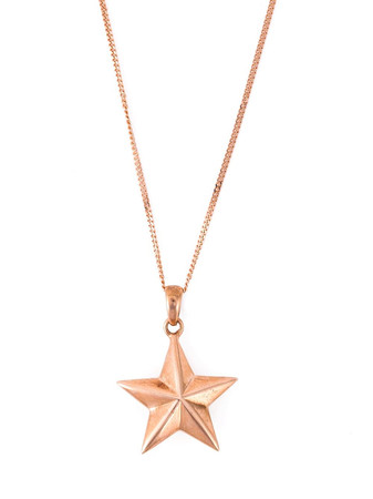 TRUE ROCKS - Small Star Necklace
