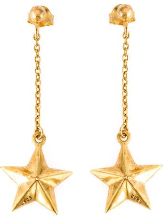 TRUE ROCKS - Star Earrings