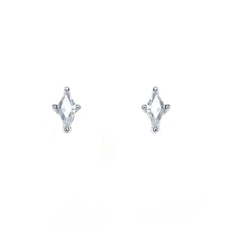 V JEWELLERY - Arch Stud Earrings