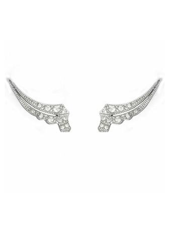 V JEWELLERY - Deco Apollo Lobe Earrings