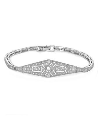 V JEWELLERY - Deco Streamline Bracelet