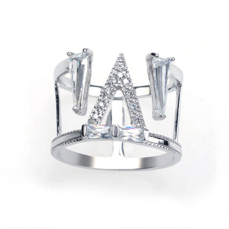 V JEWELLERY - Elka Ring