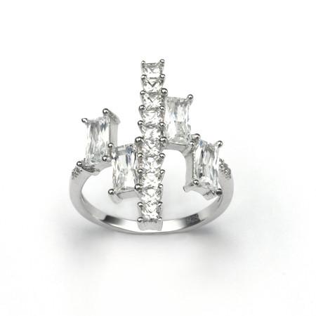 V JEWELLERY - Multi-Form Ring