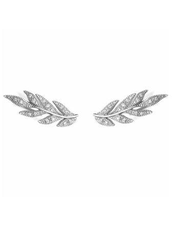 V JEWELLERY - Romance Buchanan Lobe Earrings
