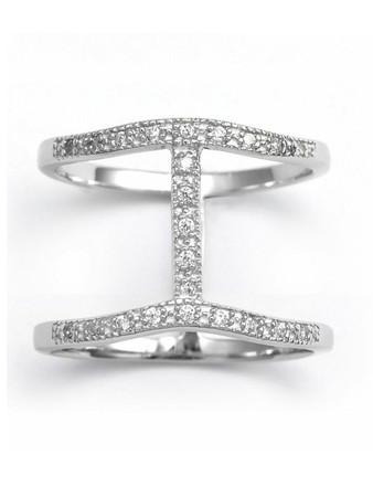 V JEWELLERY - Spine Ring
