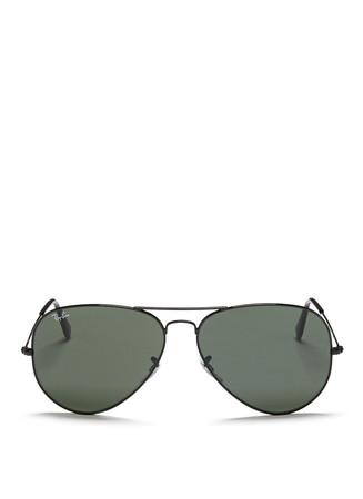'Aviator Large Metal II' sunglasses