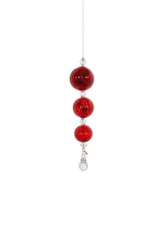 Ball drop Christmas ornament