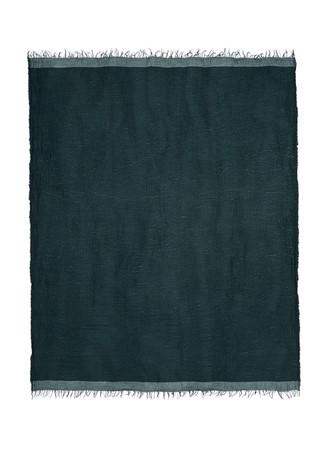 'Carlotta' modal-cashmere crépon scarf