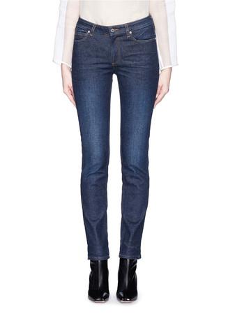 'Coco Five' straight leg jeans
