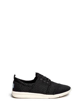 'Del Rey' textile sneakers