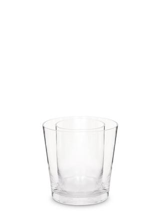 Double cone stout vase