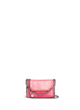 'Falabella' tiny crossbody chain bag