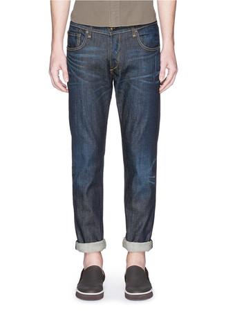 'Fit 2' dark vintage jeans