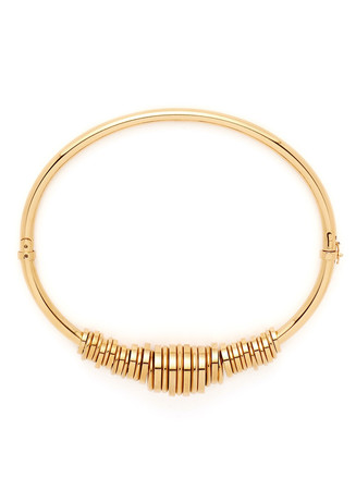 'Freja' multi-ring necklace
