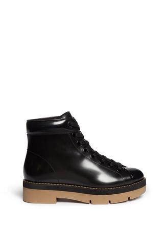 'Genevieve' platform boots
