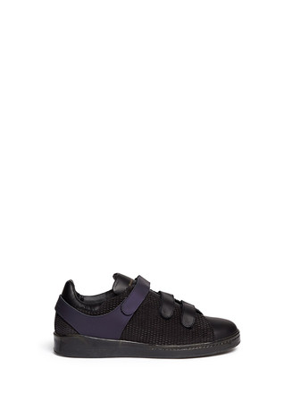 Harness Velcro strap sneakers