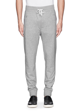 'Johna' zip pocket sweatpants