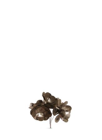 Large metal flower bundle