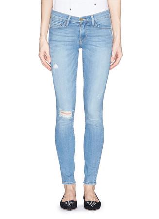 'Le Skinny De Jeanne' distressed skinny jeans