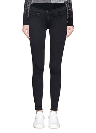 'Legging' stretch denim jeans