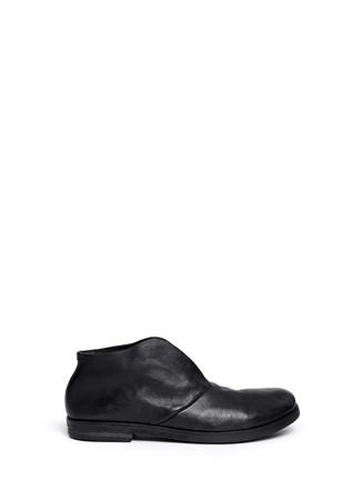 'Listello' leather desert boots