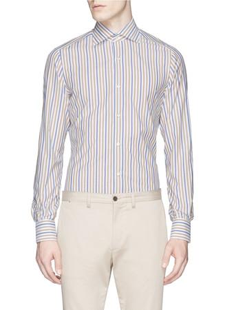 'Milano' Bengal stripe shirt