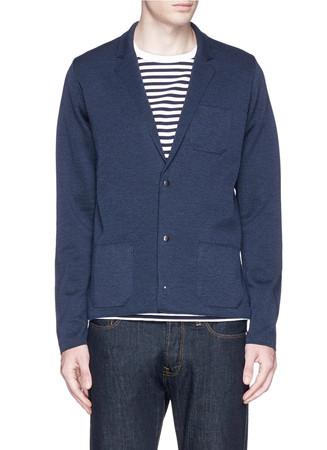 'Milano' Merino wool cardigan