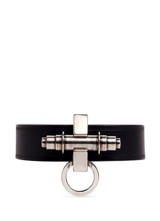 'Obsedia' leather bracelet
