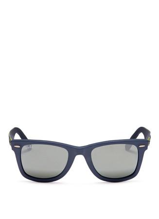 'Original Wayfarer Urban Camouflage' print sunglasses