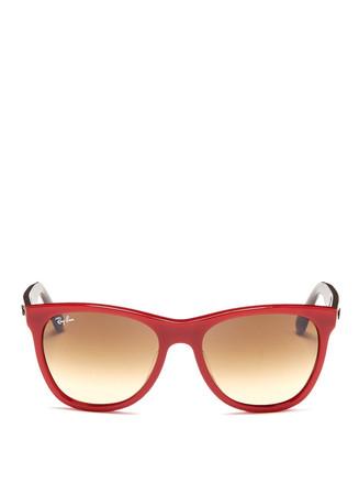 'Original Wayfarer' colourblock acetate sunglasses