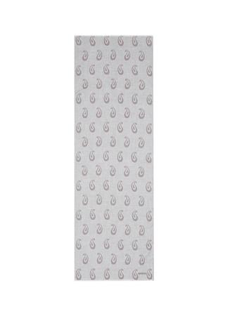 Paisley print modal scarf