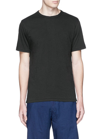 'Perfect Jersey' Pima cotton T-shirt