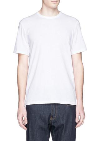 'Perfect Jersey' crew neck T-shirt