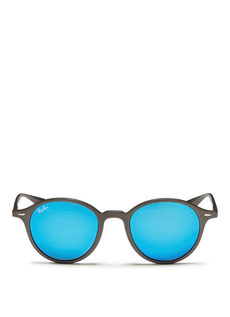'RB4237 Liteforce' mirror sunglasses