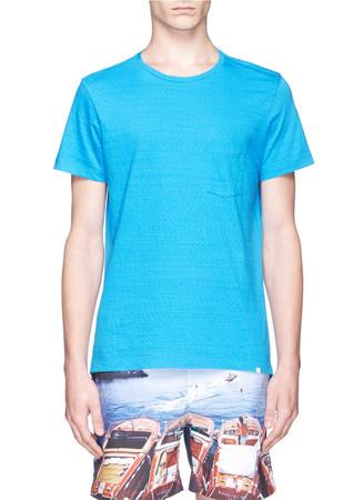 'Sammy II' cotton jersey T-shirt