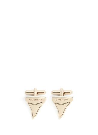 Shark tooth cufflinks
