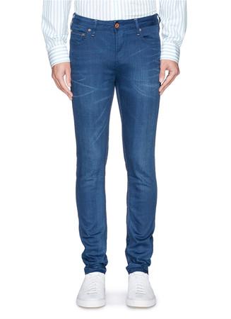 'Skim' slim fit jeans