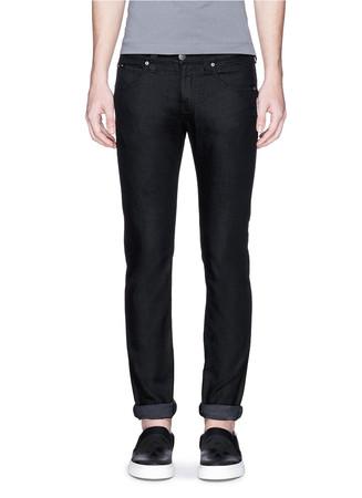 Slim fit stretch denim jeans