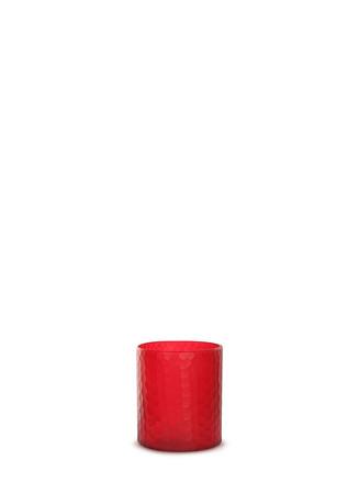 Small honeycomb votive candleholder