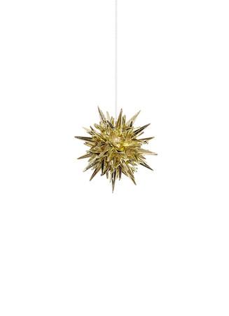 Spike ball Christmas ornament
