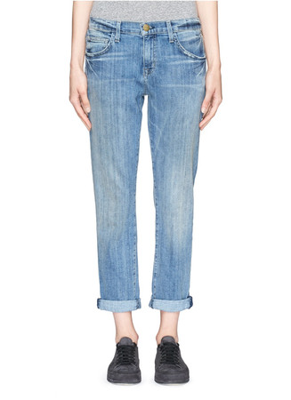 'The Fling' vintage wash jeans