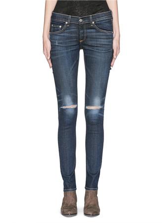 'Tomboy' slim fit jeans